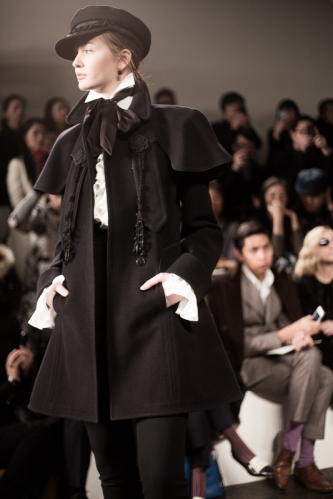 Ralph Lauren for Mercedez-Benz Fashion Week NY